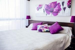 Les chambres - chambre Confort